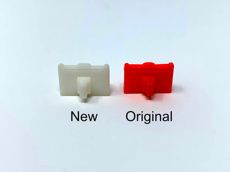 New -vs- Original Omnibot Slider Switch