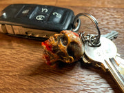 Unique Zombie Keychain