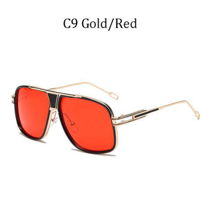 Classic luxury Large frame sunglasses