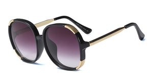 Luxury  Oversized Sunglasses