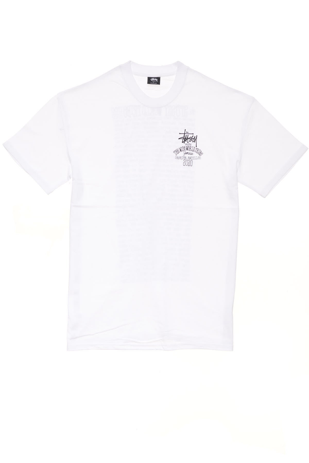 Jamaica World Tribe SS Tee