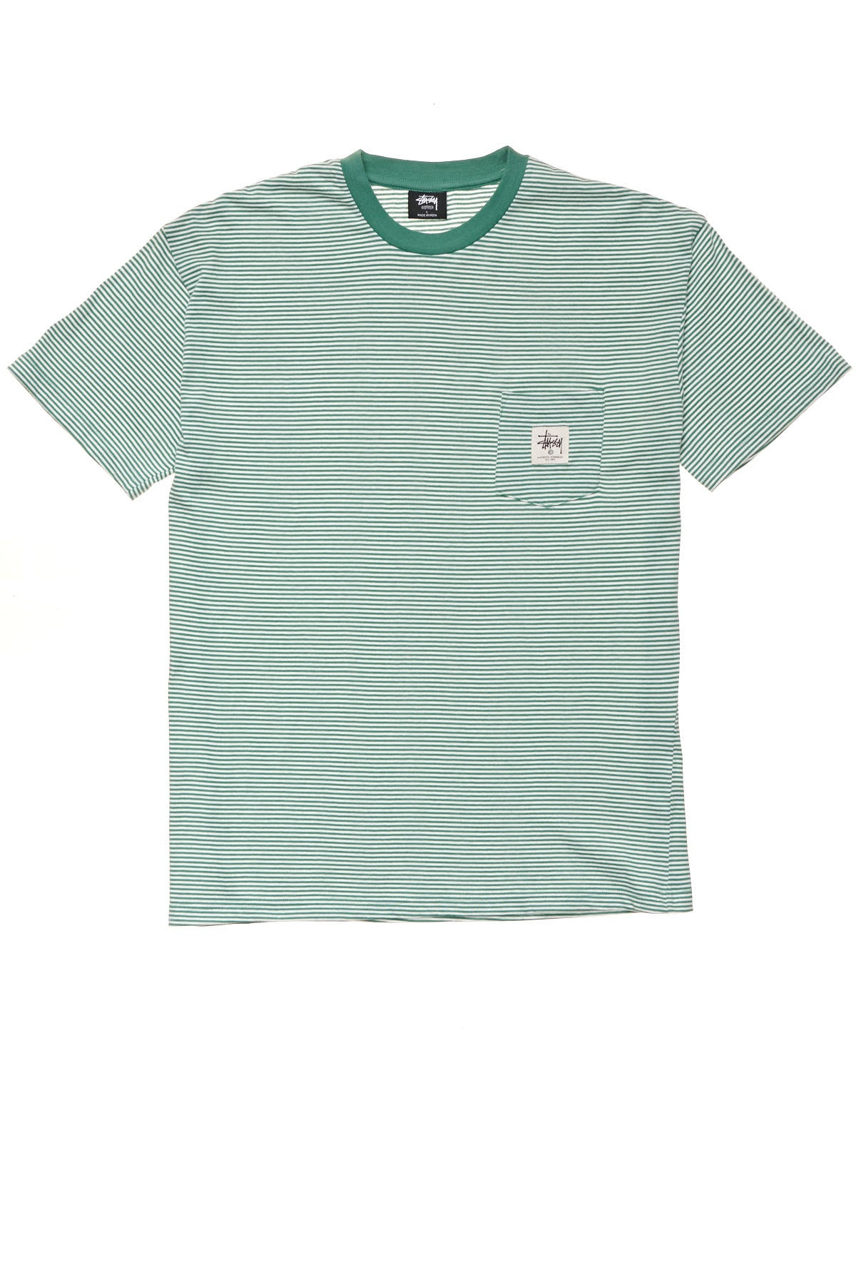 Authentic YD Pocket SS Tee