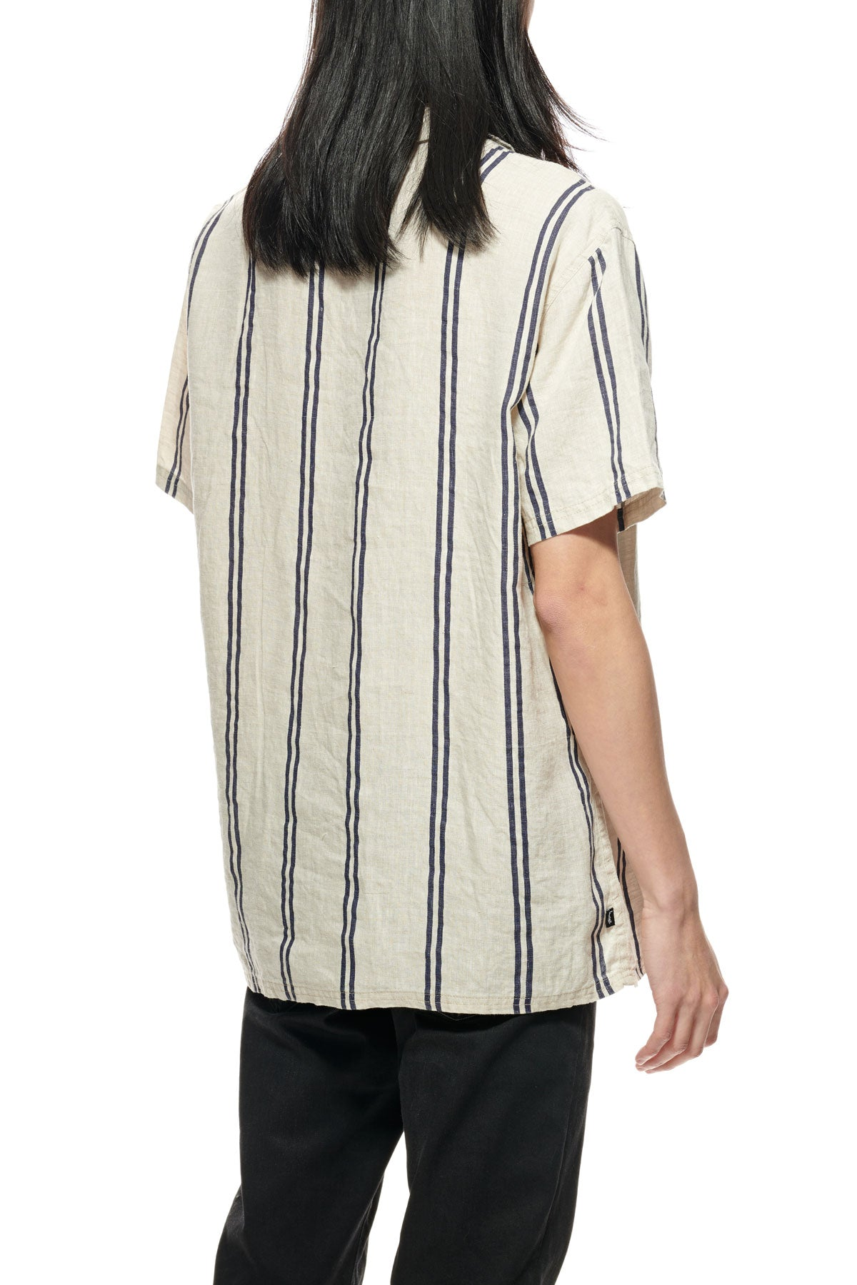Stripe Linen Shirt