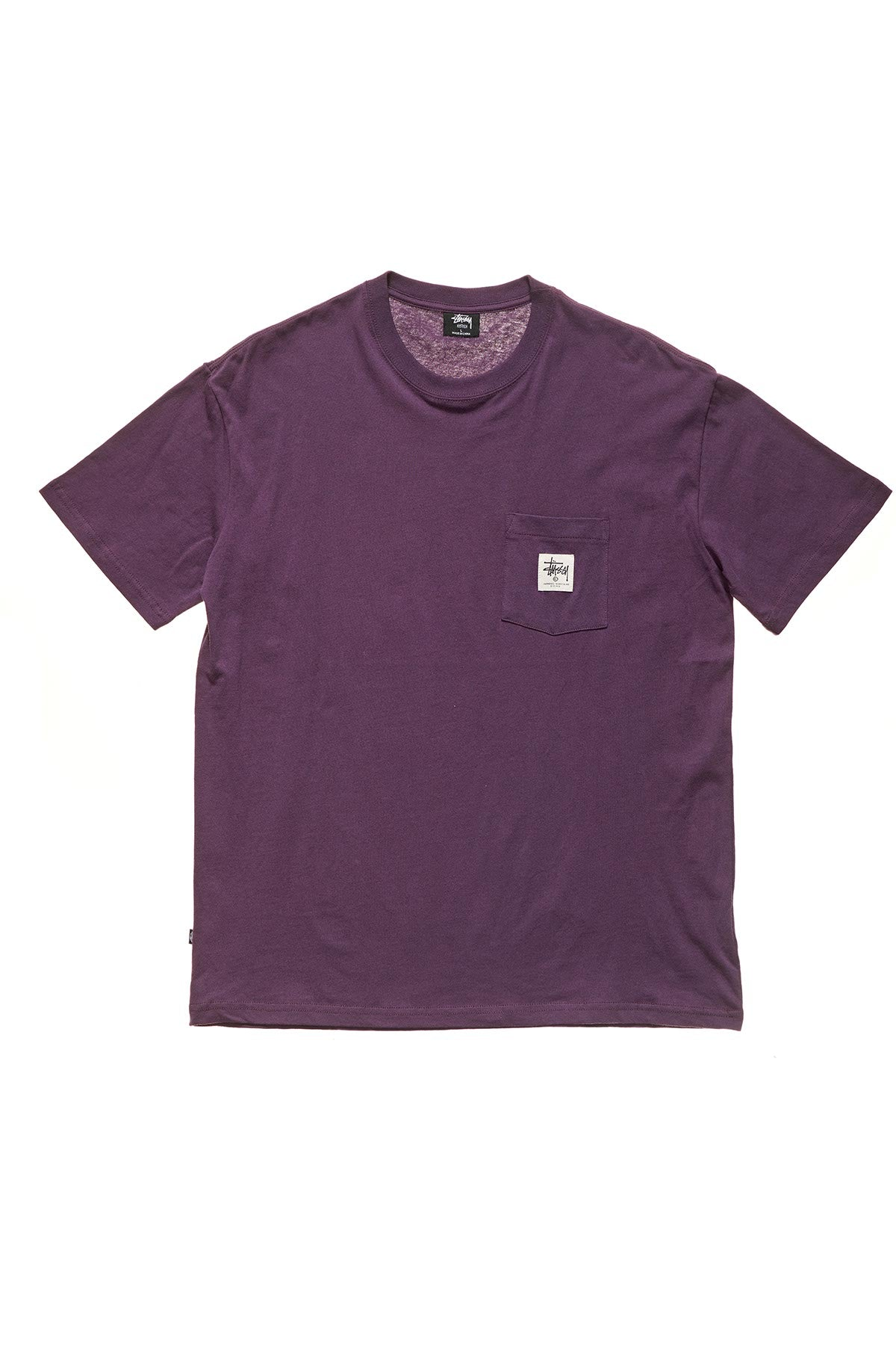 Work Label Pocket Tee - Stüssy Australia