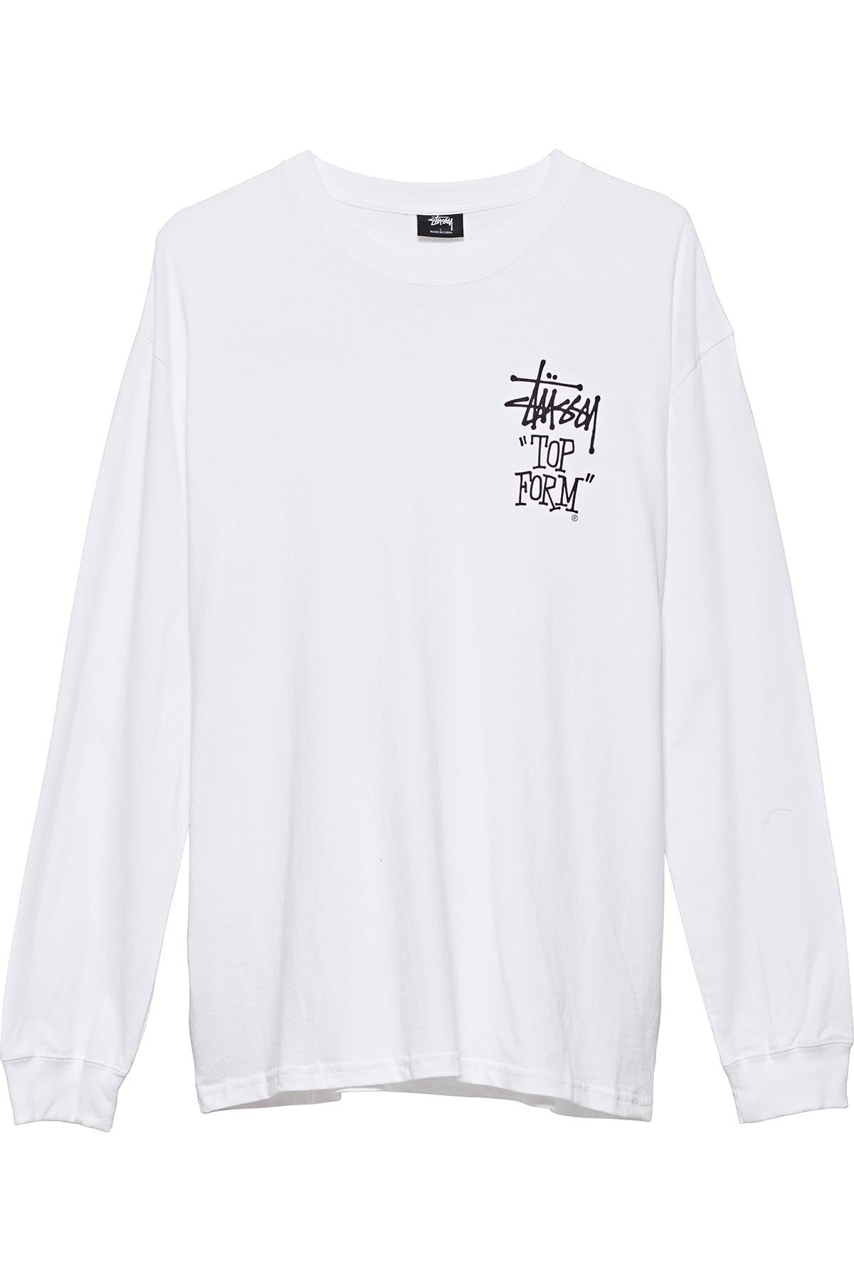 Top Form LS Tee - R8gzwear
