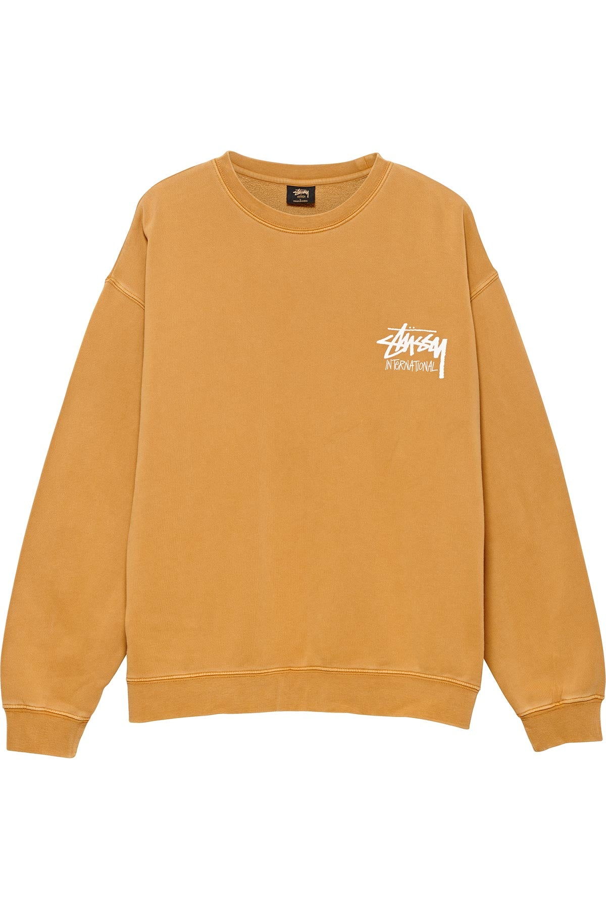 Stock International Crew - Stüssy Australia