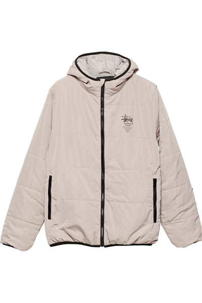 Worldwide Lightweight Puffa - R8gzwear