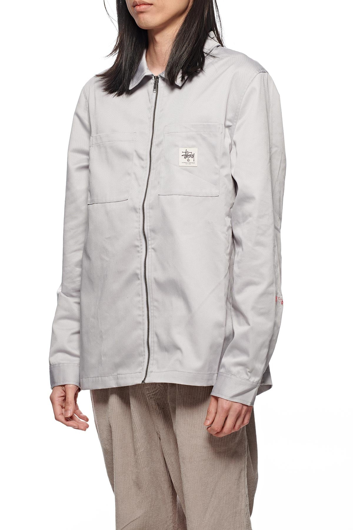 Workwear Zip Jacket - R8gzwear
