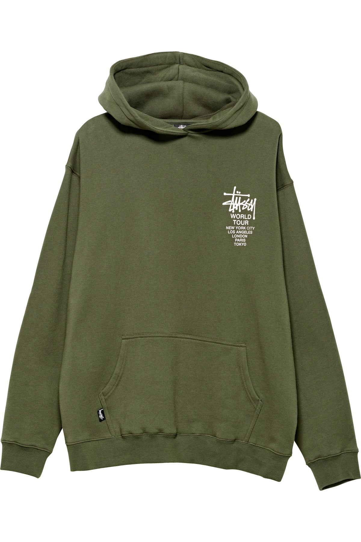 World Tour Hood - Stüssy Australia