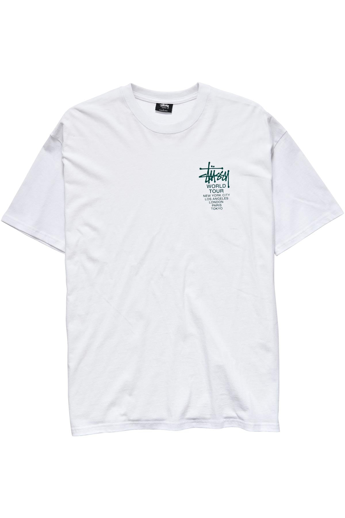 World Tour SS Tee
