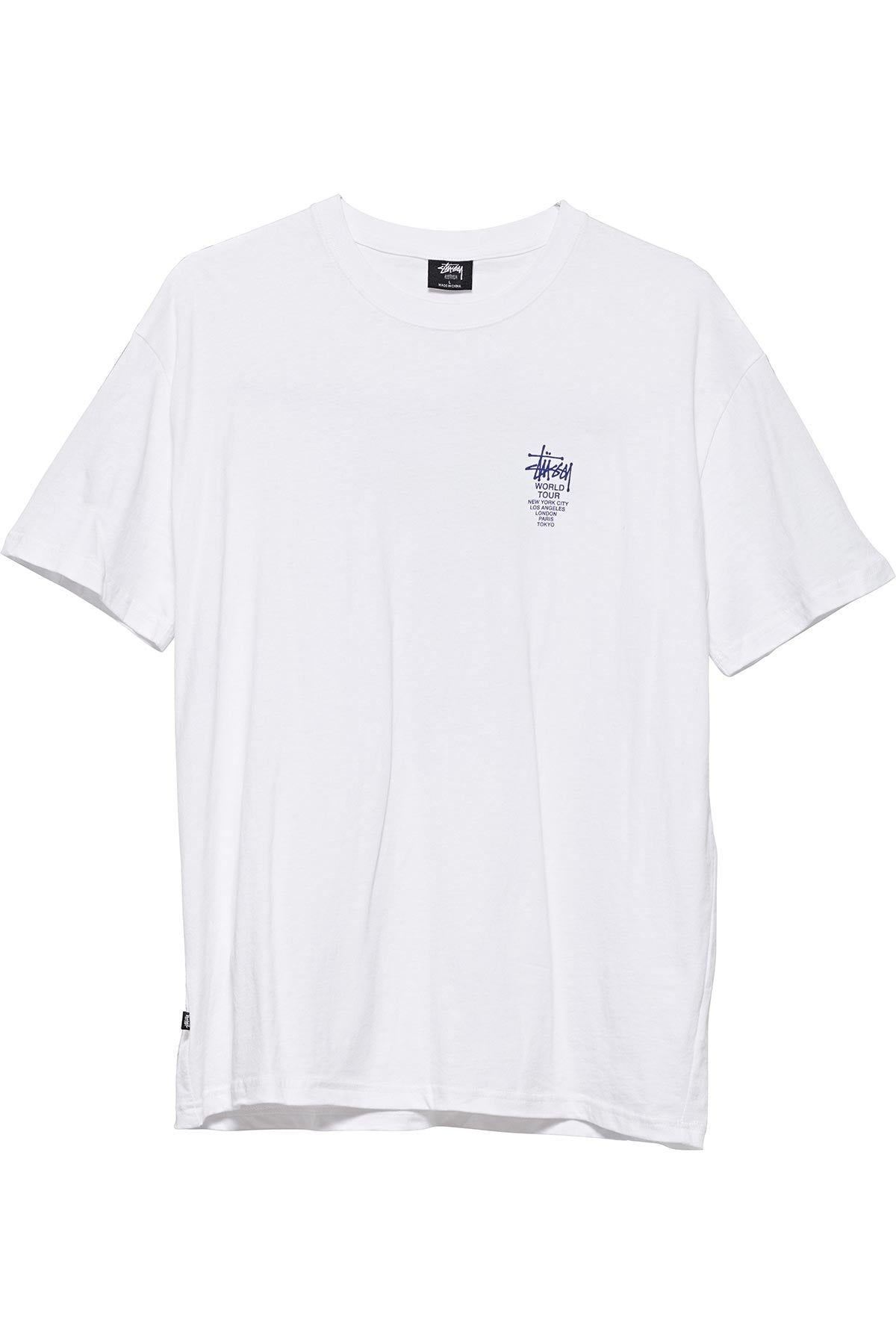 World Tour Cities SS Tee - R8gzwear