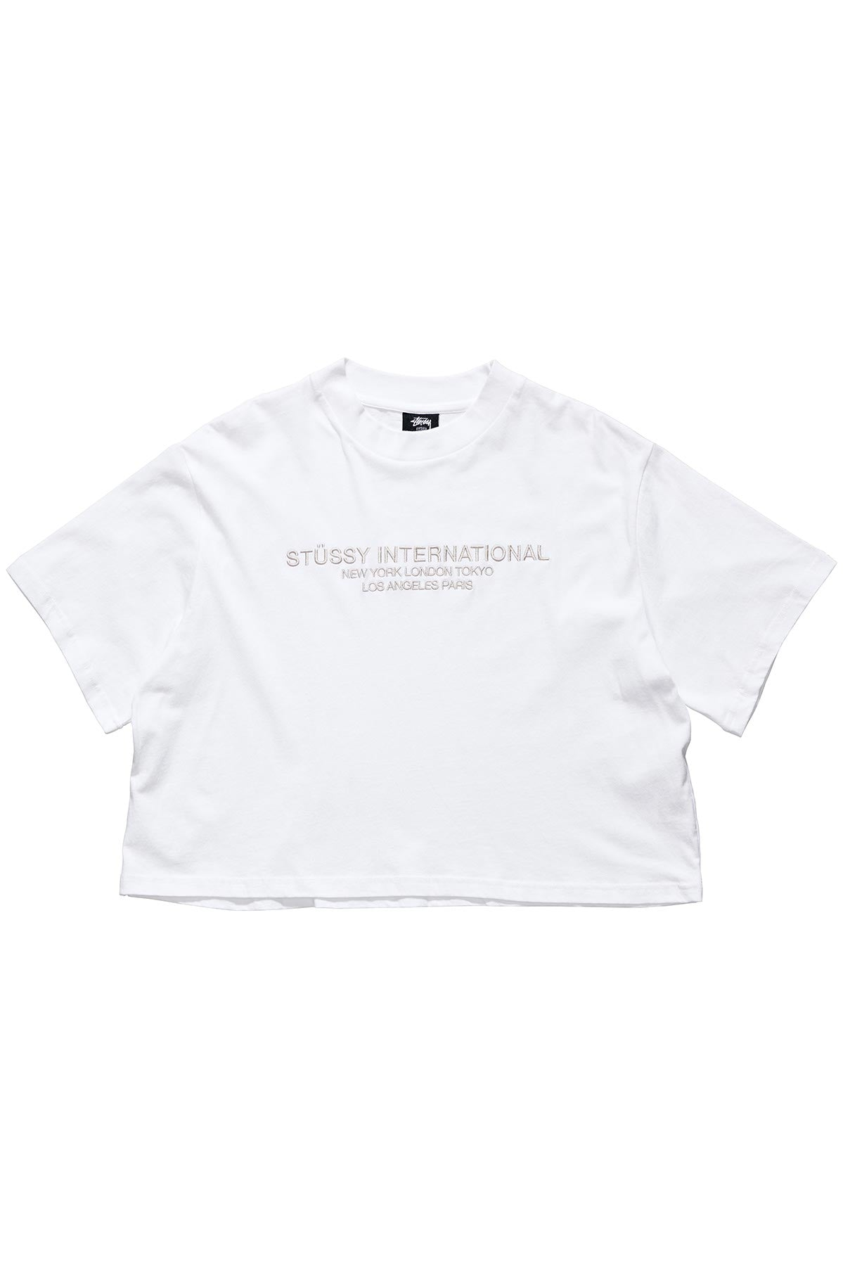 International Boxy Tee