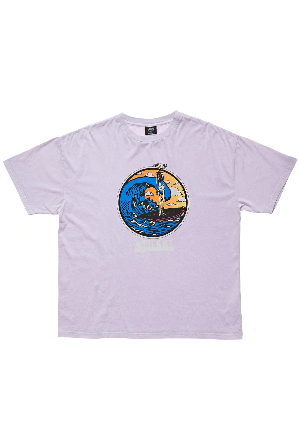 Waves Pigment Relaxed Tee