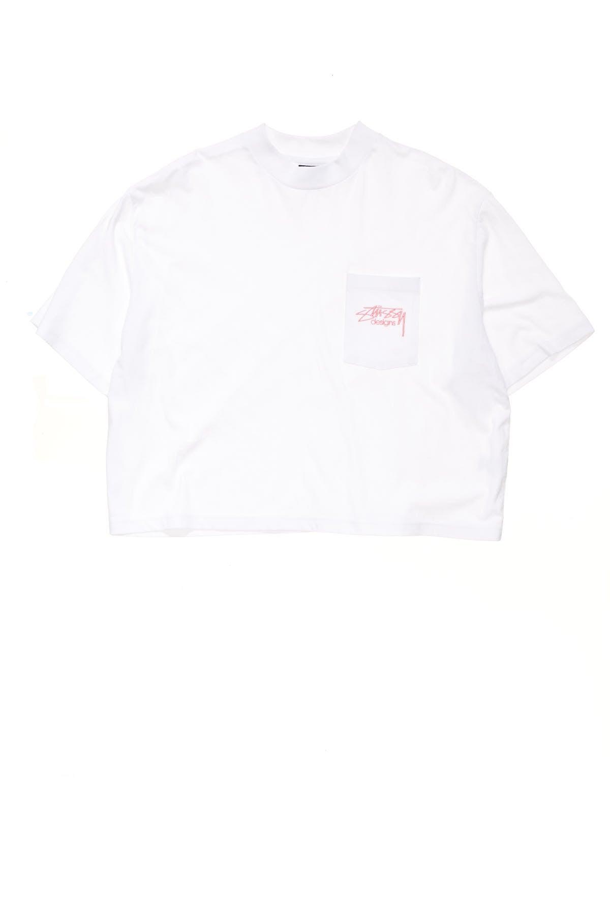 Designs Pocket Boxy Tee