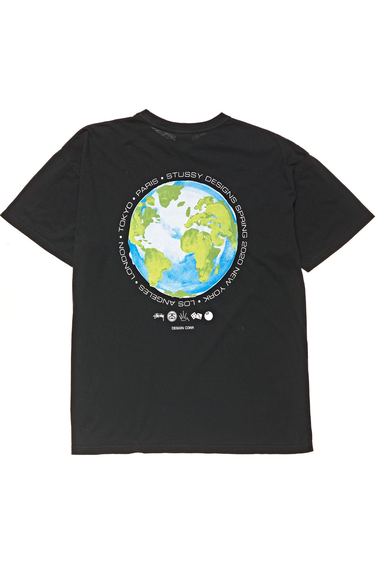 Global Design Corp Relaxed Tee