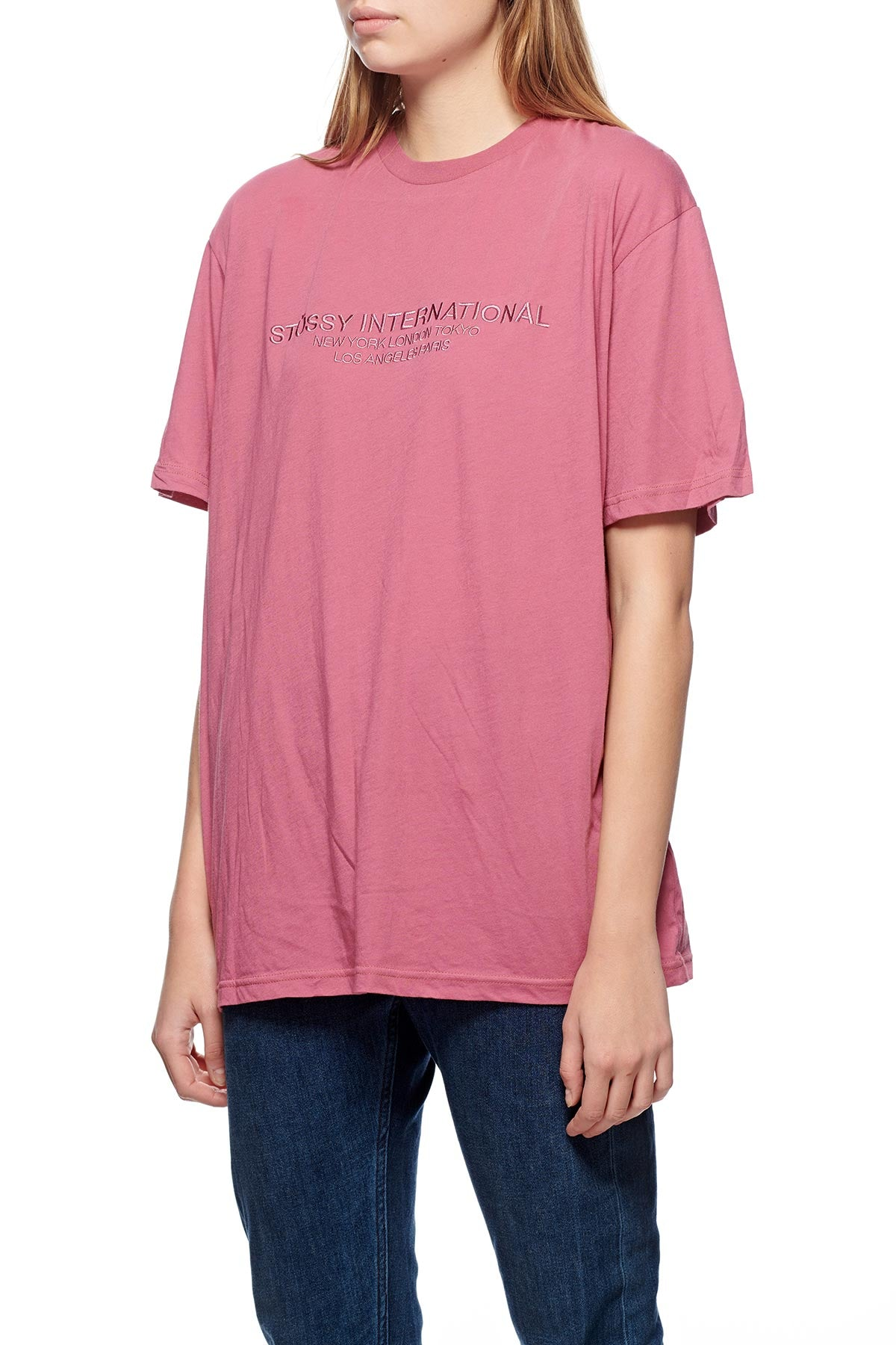 Cities Boyfriend Tee - R8gzwear