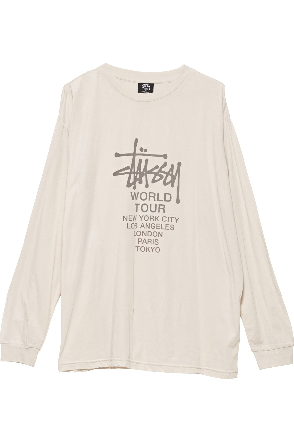 World Tour Tee - R8gzwear