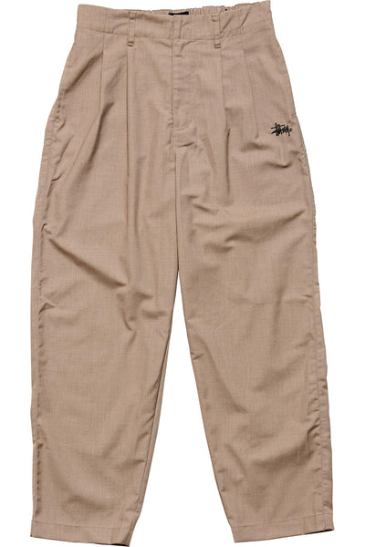 Sanford Pleated Trouser - R8gzwear