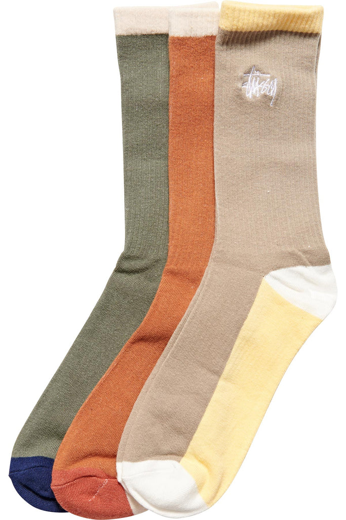 Graffiti Panel Socks (3 Pack) - R8gzwear