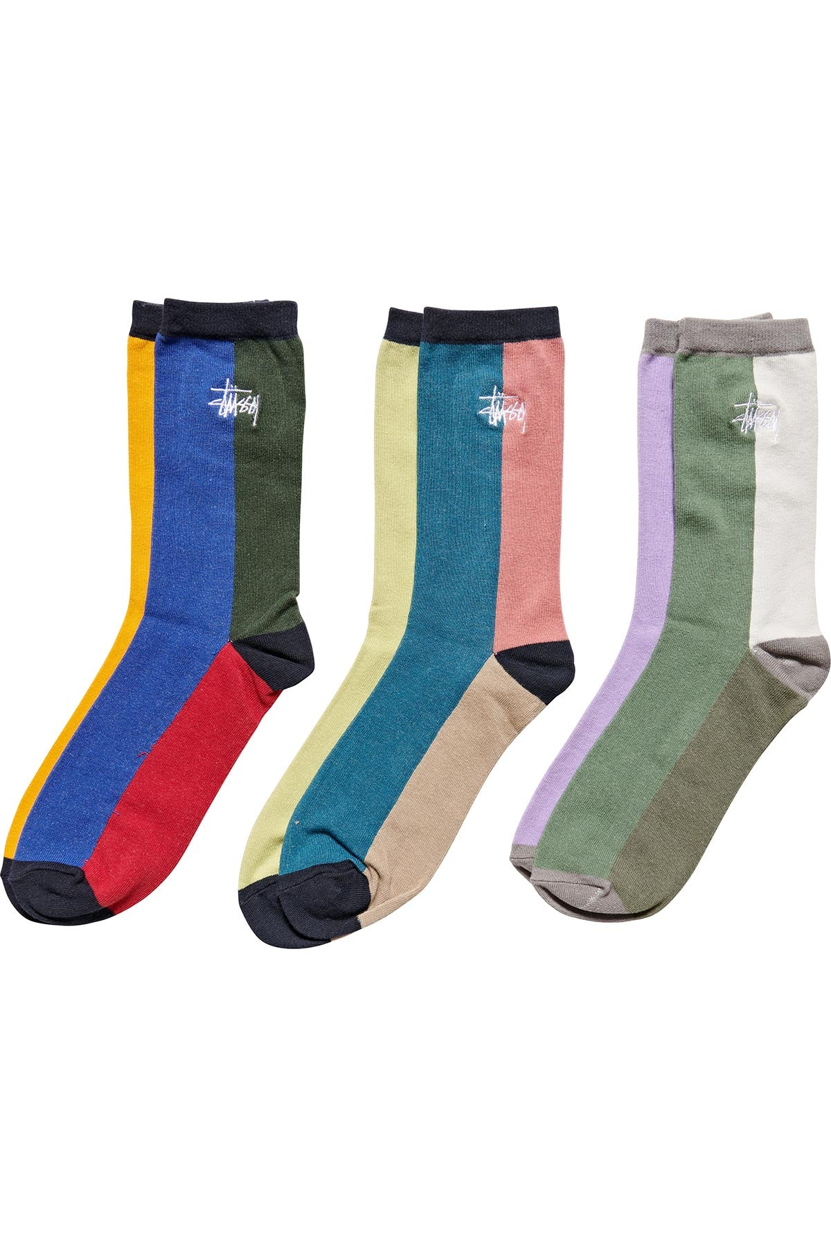 Graffiti Splice Sock (3 Pack) - R8gzwear