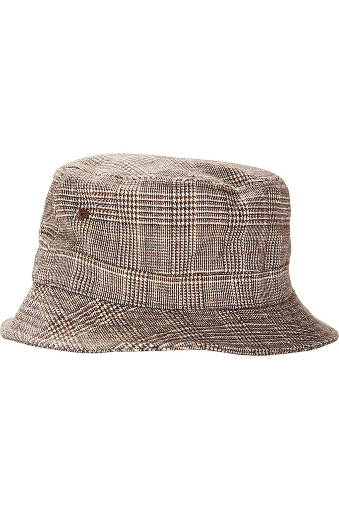 Glen Plaid Bucket Hat - R8gzwear