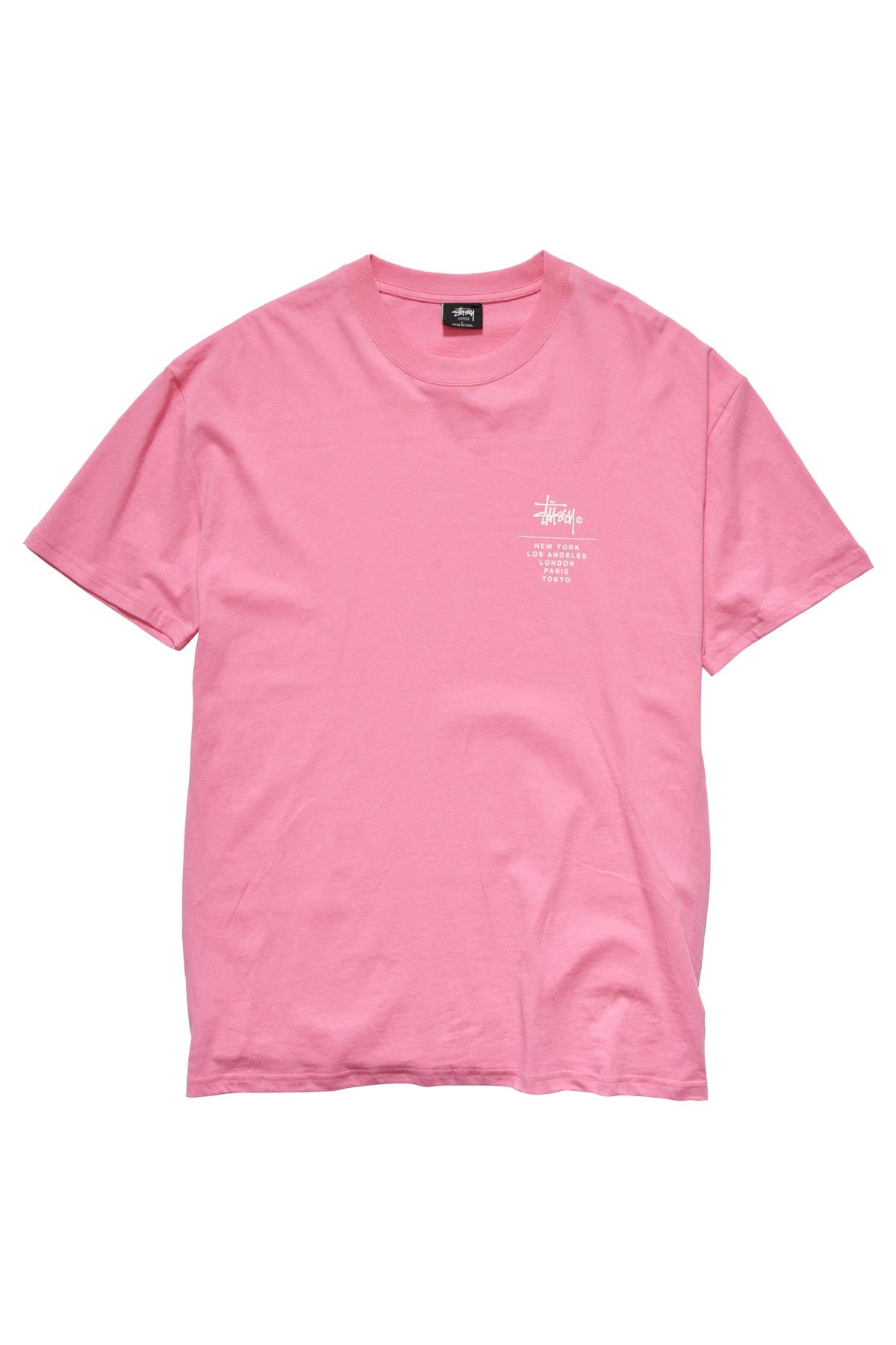 Stack SS Tee
