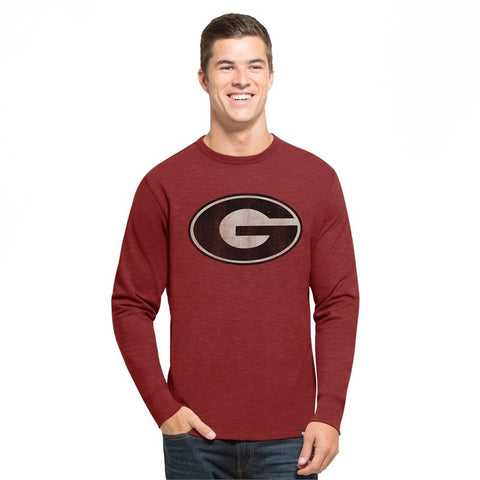 UGA Georgia Bulldogs 47 Brand Long Sleeve T-Shirt - Red