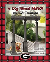 UGA Dog Named Munson Traditions Children's Book