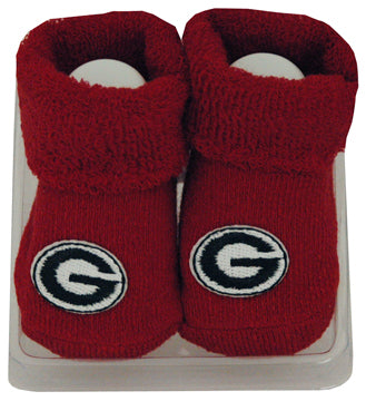 UGA Infant Booties