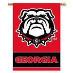 UGA Georgia Bulldogs House Banner