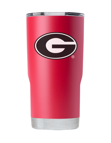 UGA Stainless Steel 20oz Tumbler