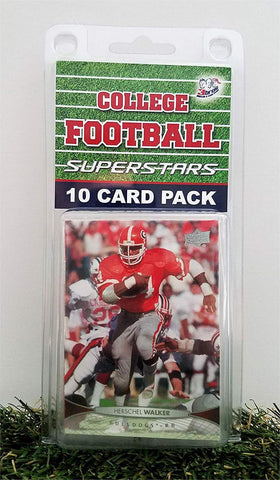UGA Georgia Bulldogs Trading Cards