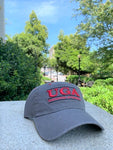 The Game UGA Bar Cap - Charcoal