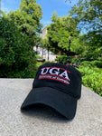 The Game UGA Bar Cap  - Black