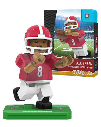 UGA Georgia Bulldogs Toy A.J. Green Figure by Oyo Sports