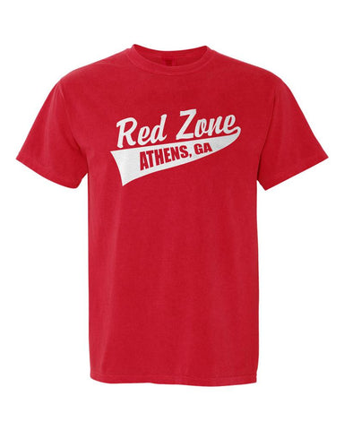 The Red Zone Comfort Colors T-shirt