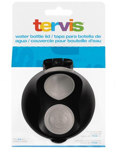 Tervis Tumbler Water Bottle Lid - Black