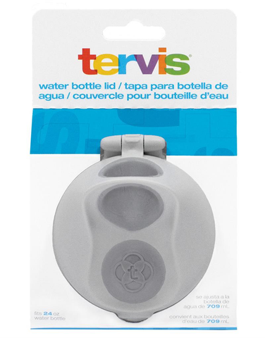 Tervis Tumbler Water Bottle Lid - Gray