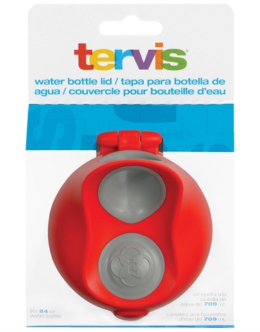 Tervis Tumbler Water Bottle Lid - Red