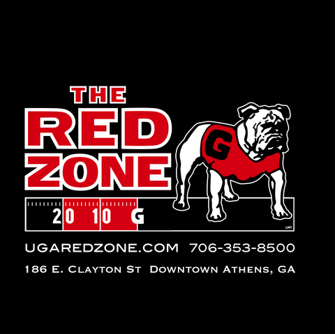The Red Zone Web Site Digital Gift Card