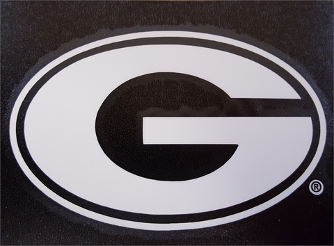 UGA Georgia Bulldogs Tinted Window Decal