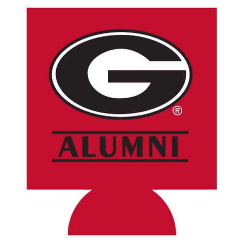 UGA Alumni Double-Sided Can Cooler