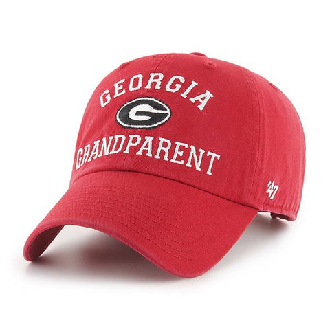 UGA GEORGIA GRANDPARENT CAP - RED