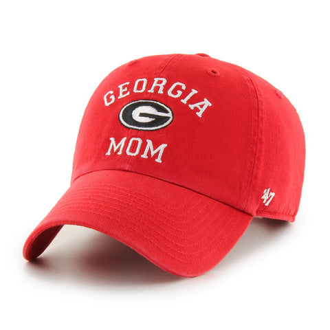 UGA GEORGIA MOM 47 CAP - RED