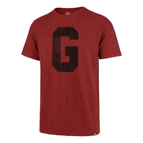 UGA Georgia Bulldogs 47 Brand Block G T-Shirt - Red
