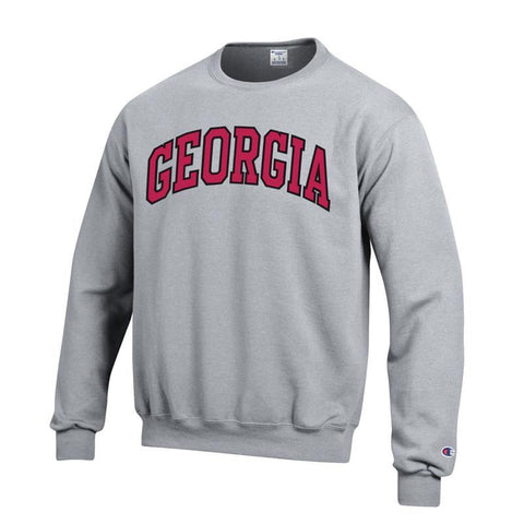 UGA Champion GEORGIA Sweatshirt - Gray