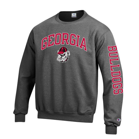 UGA Georgia Bulldogs Sweatshirt - Charcoal