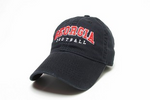 UGA Georgia Bulldogs Football Legacy Cap - Black
