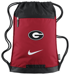 UGA Georgia Bulldogs Nike Drawstring Gym Bag