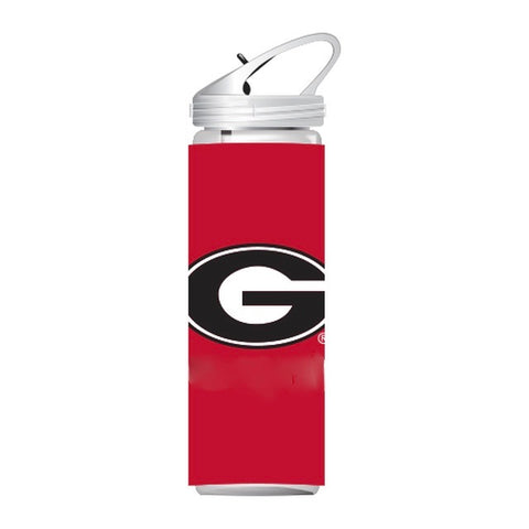 UGA Oval G 32 oz. Water Bottle Cooler